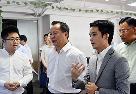 东莞市委书记力挺互联网金融