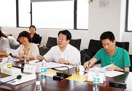 市政府领导调研团贷网 全力支持上市