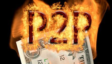 P2P平台资金净流出放缓 监管力度加大缓解恐慌情绪